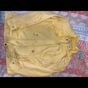 MAKE OFFER * Well Loved Yellow Jacket